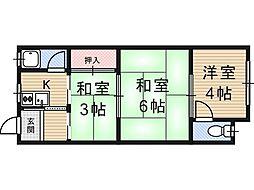 東三国駅 4.0万円