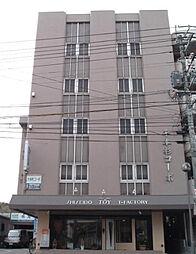 千本杉コーポ[404号室]の外観