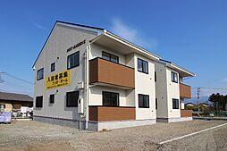 ウエストガーデンII[2階]の外観