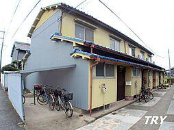 奈良県大和高田市土庫2丁目の賃貸アパートの外観