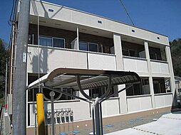 広島県尾道市美ノ郷町三成の賃貸アパートの外観
