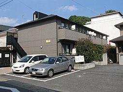 京都府京都市北区上賀茂葵之森町の賃貸アパートの外観