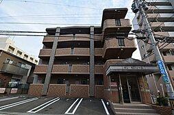 福岡県大野城市中央1丁目の賃貸マンションの外観