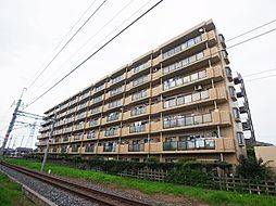 チサンマンション野田[108号室]の外観