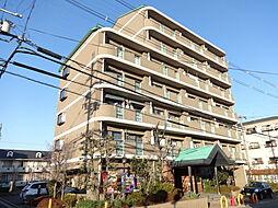 大阪府富田林市喜志町5丁目の賃貸マンションの外観
