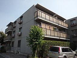 メイプルコートWEST[3階]の外観