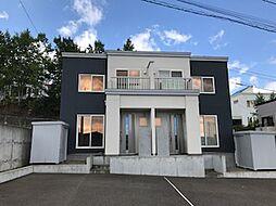 札幌市営南北線 自衛隊前駅 徒歩12分の賃貸テラスハウス