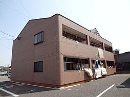 愛知県海部郡大治町大字西條字南屋敷の賃貸アパートの外観