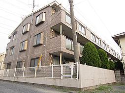 埼玉県上尾市仲町2丁目の賃貸マンションの外観