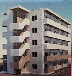 ユーミー桂川III[4階]の外観