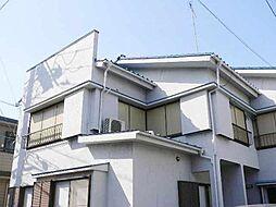 石渡アパート[2階]の外観
