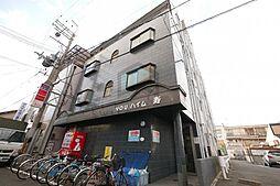 大阪府東大阪市寿町3の賃貸マンションの外観