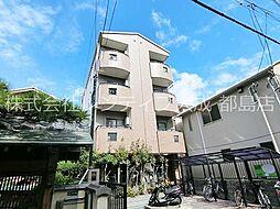 大阪府大阪市旭区中宮4丁目の賃貸マンションの外観