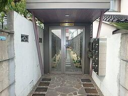 兵庫県西宮市甲子園五番町の賃貸アパートの外観