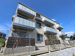 千葉県四街道市もねの里5丁目の賃貸アパートの外観
