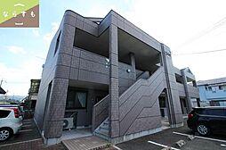 奈良県五條市二見5の賃貸アパートの外観