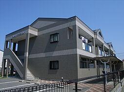 福岡県福岡市東区奈多1丁目の賃貸アパートの外観