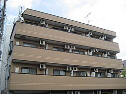 神奈川県横浜市港北区綱島西3丁目の賃貸マンションの外観