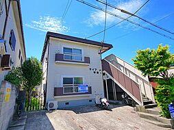 奈良県奈良市後藤町の賃貸アパートの外観