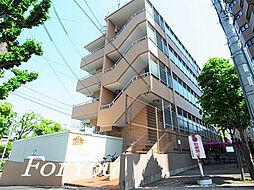 兵庫県神戸市灘区城内通1丁目の賃貸マンションの外観