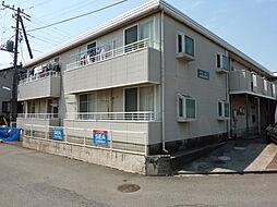 茅ヶ崎ドミール21[107号室]の外観