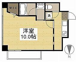 リッツ・ドエルマンション[3階]の間取り