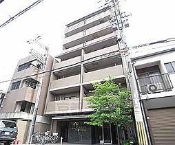 京都府京都市中京区指物屋町の賃貸マンションの外観