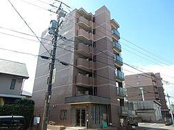 パークサイド雁宿1号館[3階]の外観