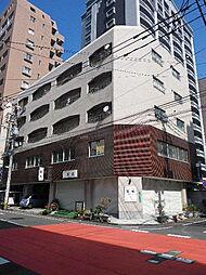 木梨ビル[4階]の外観