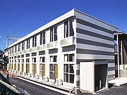 レオパレスハーモニー高石[206号室]の外観