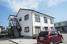 伸栄コーポ[2階]の外観
