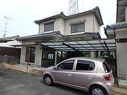 [一戸建] 愛媛県松山市居相4丁目 の賃貸【/】の外観