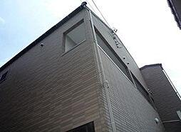 愛知県名古屋市瑞穂区大喜町3の賃貸アパートの外観