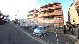 大阪府堺市堺区北三国ヶ丘町6丁の賃貸マンションの外観