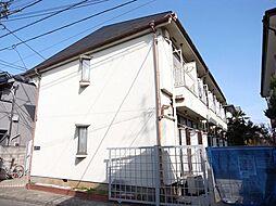 リュウコーハイム[2階]の外観