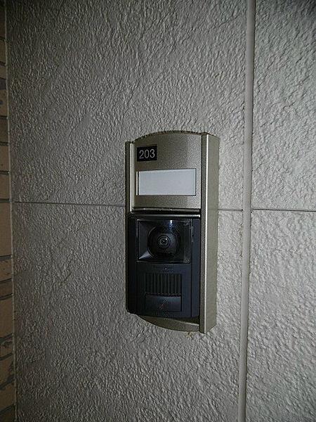 写真は203号室です