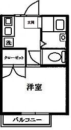 トップハウス[E号室号室]の間取り