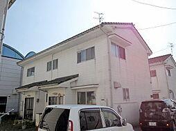 村上アパート[A-2号室]の外観