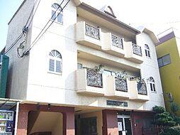 兵庫県神戸市東灘区住吉宮町2丁目の賃貸マンションの外観
