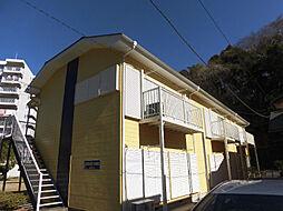 ハウスヒコ[2階]の外観
