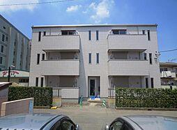 埼玉県蕨市錦町1丁目の賃貸マンションの外観