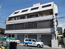 小倉マンション[402号室]の外観