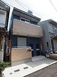 [テラスハウス] 大阪府堺市東区日置荘西町5丁 の賃貸【/】の外観