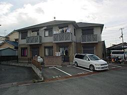 兵庫県姫路市広畑区北河原町の賃貸アパートの外観
