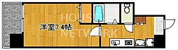 五条高倉Vivre2[605号室号室]の間取り
