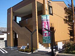 クレセント・MIU A棟[1階]の外観