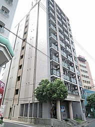福岡県北九州市戸畑区金比羅町の賃貸マンションの外観