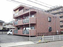 ダイアヒルズ北一社[3階]の外観