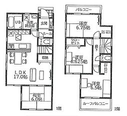 JR藤森駅 3,490万円