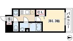 亀島駅 6.3万円